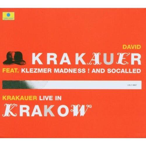 Klezmer Madness, David Krakauer - Live in Krakow - Preis vom 18.04.2021 04:52:10 h
