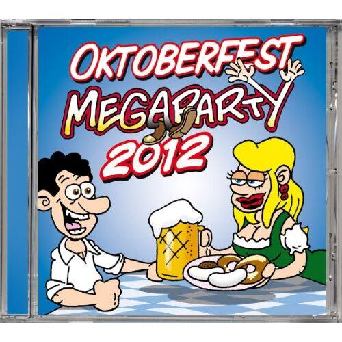 1.Fc Oktoberfest - Oktoberfest Megaparty 2012 - Preis vom 14.01.2021 05:56:14 h