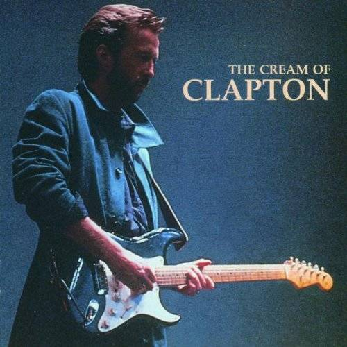 Eric Clapton - The Cream of Clapton - Preis vom 18.04.2021 04:52:10 h