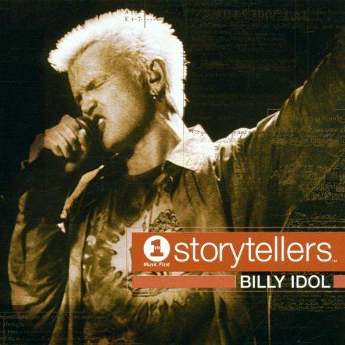 Billy Idol - Vh1 Storytellers - Preis vom 09.05.2021 04:52:39 h