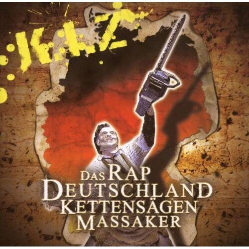 K.I.Z - Das Rap Deutschland Kettensägen Massaker - Preis vom 31.03.2020 04:56:10 h