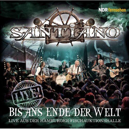 Santiano - Bis ans Ende der Welt - Live - Preis vom 27.02.2021 06:04:24 h