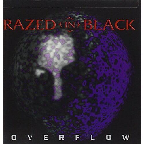 Razed in Black - Overflow - Preis vom 14.01.2021 05:56:14 h