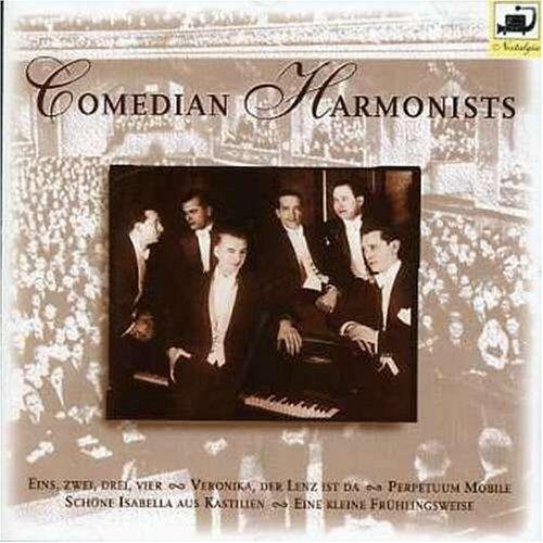 Comedian Harmonists - Comedian Harmony - Preis vom 17.01.2021 06:05:38 h