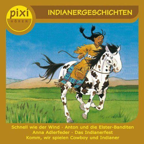 Pixi Hören - Pixi Hören: Indianergeschichten - Preis vom 08.04.2021 04:50:19 h