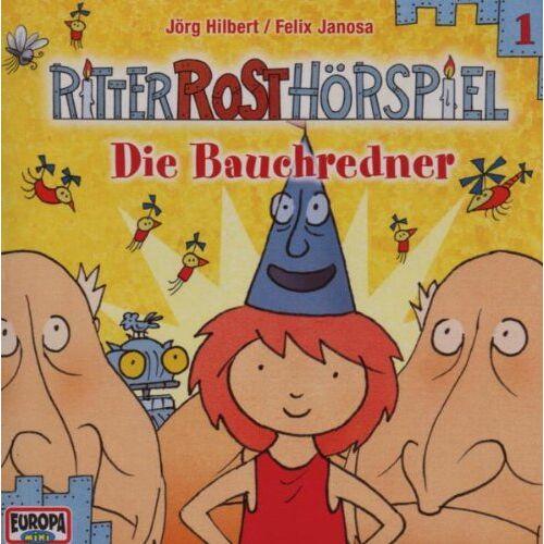 Ritter Rost - Folge 01/Die Bauchredner - Preis vom 13.05.2021 04:51:36 h