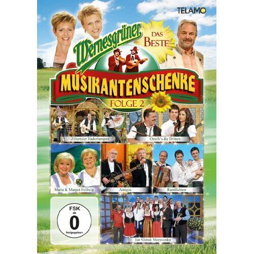 - Various Artists - Wernesgrüner Musikantenschenke, Folge 2 - Preis vom 20.10.2020 04:55:35 h