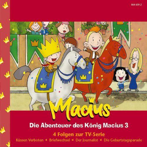 König Macius - Die Abenteuer des König Macius 3 - Preis vom 06.09.2020 04:54:28 h