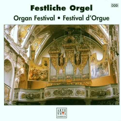 Various - Festliche Orgel - Preis vom 18.04.2021 04:52:10 h