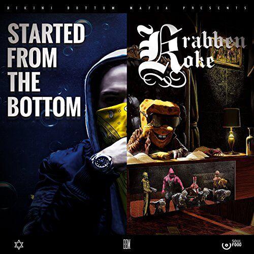 Spongebozz - Started from the Bottom / KrabbenKoke Tape (Ltd. Schwammconnection Boxset) - Preis vom 05.03.2021 05:56:49 h