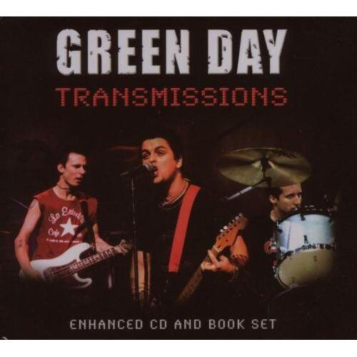 Green Day - Transmissions (CD+Book) - Preis vom 14.04.2021 04:53:30 h