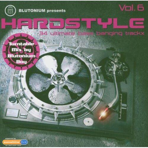 Various - Hardstyle Vol.6 - Preis vom 13.05.2021 04:51:36 h