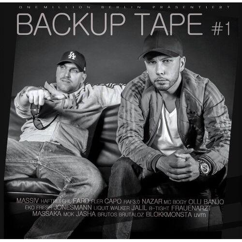 Onemillion Berlin - Backup Tape #1 - Preis vom 07.03.2021 06:00:26 h