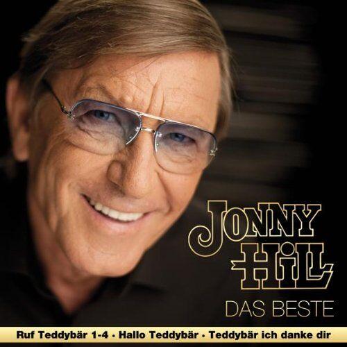 Jonny Hill - Das Beste (2er CD inkl. Ruf Teddybär 1-4, Hallo Teddybär, Teddybär ich danke dir) - Preis vom 26.02.2020 06:02:12 h