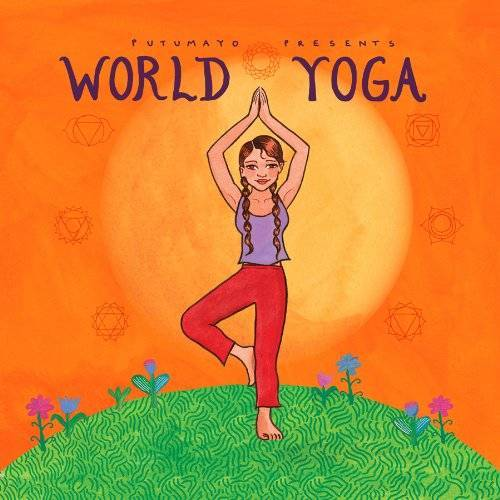 Putumayo Presents - World Yoga - Preis vom 19.08.2019 05:56:20 h