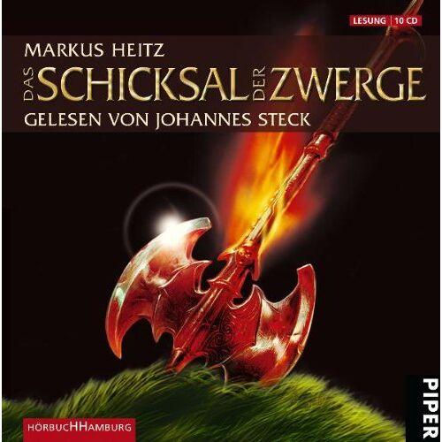 Markus Heitz - Die Zwerge 4. Das Schicksal der Zwerge - Preis vom 03.04.2020 04:57:06 h