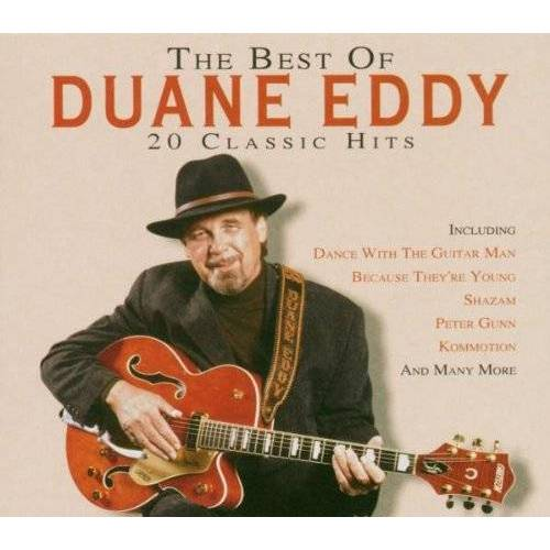 Duane Eddy - The Best of Duane Eddy - Preis vom 20.10.2020 04:55:35 h