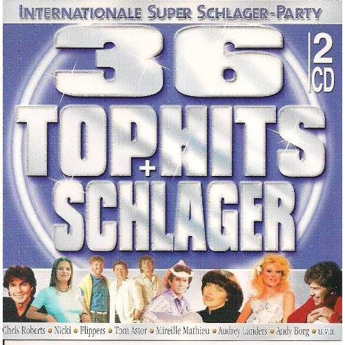 36 Tophits & Schlager - 36 Tophits & Schlager RE-RECORDINGS - Preis vom 21.04.2021 04:48:01 h