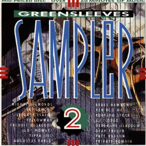 Greensleeves Sampler - Greensleeves Sampler Vol. 2 - Preis vom 21.04.2021 04:48:01 h