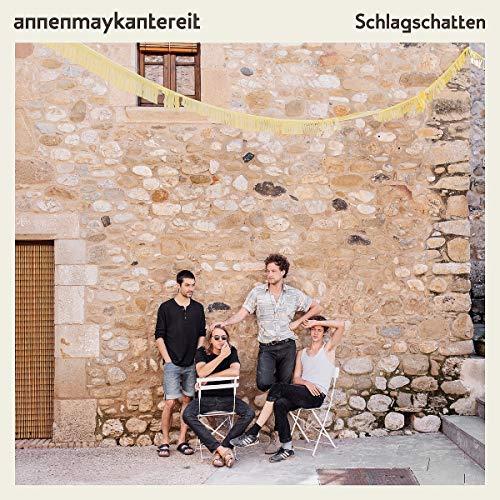 AnnenMayKantereit - Schlagschatten (Inkl.CD) [Vinyl LP] - Preis vom 26.01.2020 05:58:29 h