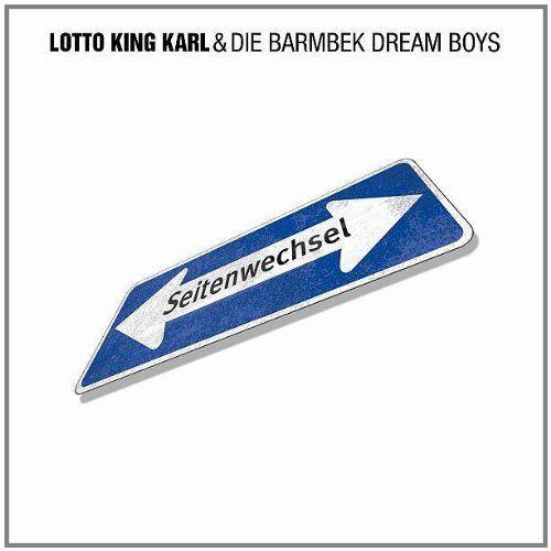 Lotto King Karl & die Barmbek Dream Boys - Seitenwechsel - Preis vom 18.10.2020 04:52:00 h