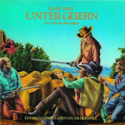 Karl May - 05: Unter Geiern (Hörspielklassiker) - Preis vom 06.05.2021 04:54:26 h
