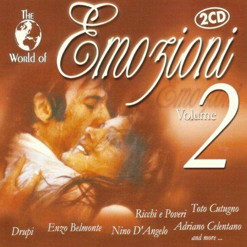 Various - Emozioni Vol. 2 - Preis vom 13.01.2021 05:57:33 h