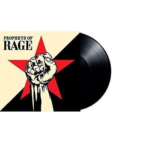 Prophets of Rage - Prophets of Rage (Vinyl) [Vinyl LP] - Preis vom 14.01.2021 05:56:14 h
