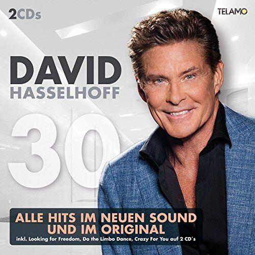 David Hasselhoff - 30 - Preis vom 11.05.2021 04:49:30 h