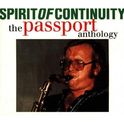 Passport - Passport Anthology,the/Spirit - Preis vom 20.10.2020 04:55:35 h