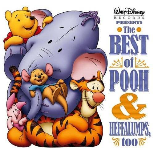 Ost - The Best of Pooh and Heffalumps Too (UK Ver) - Preis vom 16.04.2021 04:54:32 h