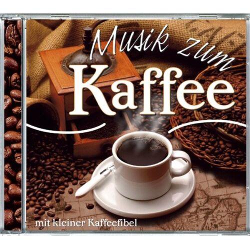 Various - Musik zum Kaffee: Entspannende Kaffeemusik aus Afrika, Mittel- und Südamerika - Mit Kaffeefibel - Preis vom 20.10.2020 04:55:35 h
