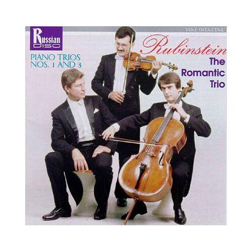 the Romantic Trio - Klaviertrios 1+3 - Preis vom 18.04.2021 04:52:10 h