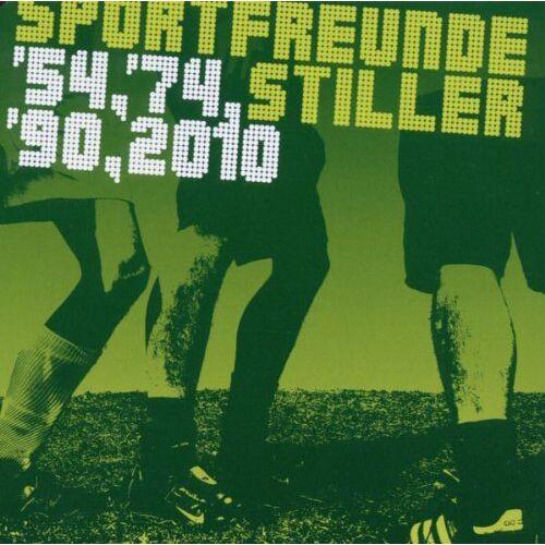 Sportfreunde Stiller - '54,'74,'90,2010 ( 2-Track ) - Preis vom 22.10.2020 04:52:23 h