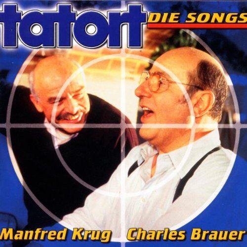 Manfred Krug & Charles Brauer - Tatort - Die Songs - Preis vom 06.09.2020 04:54:28 h