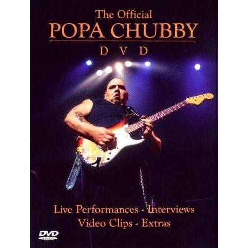 Popa Chubby - The Official Popa Chubby DVD - Preis vom 20.10.2020 04:55:35 h