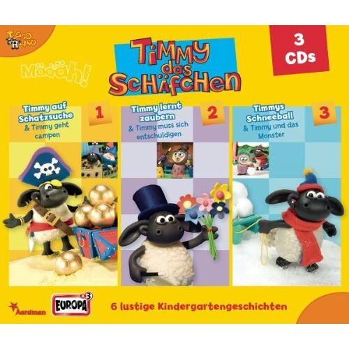 Timmy, das Schäfchen - Timmys Geschichten-Box 01 - Preis vom 03.05.2021 04:57:00 h