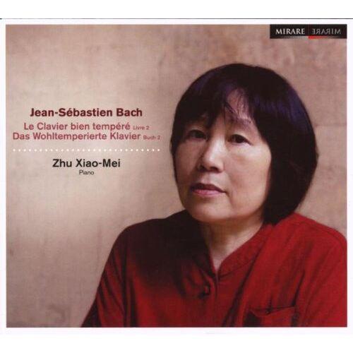 Zhu Xiao-Mei - Das Wohltemperierte Klavier (2) - Preis vom 21.10.2020 04:49:09 h