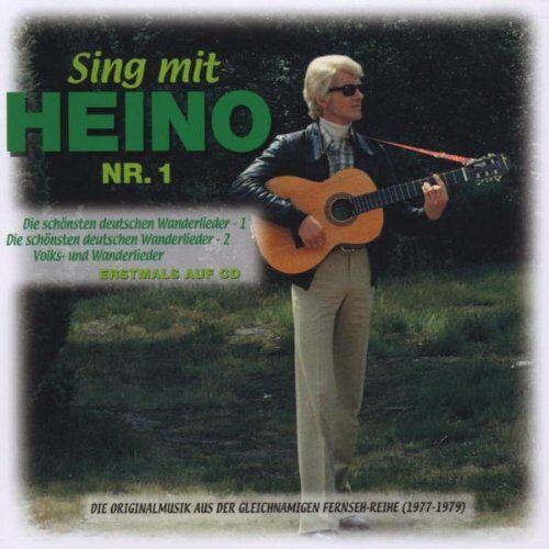 Heino - Sing mit Heino/Nr.1 - Preis vom 01.03.2021 06:00:22 h