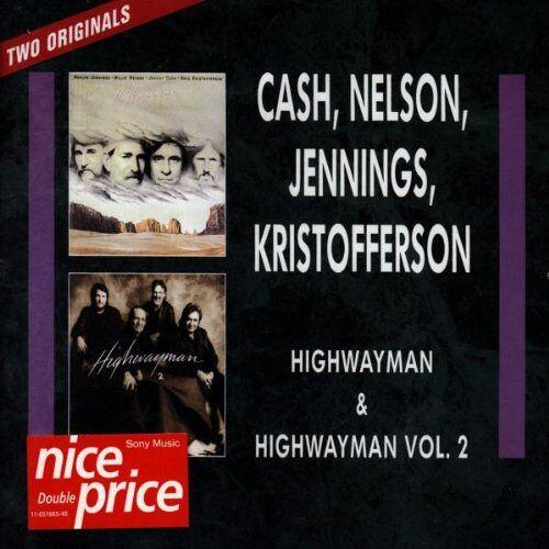 Johnny Cash - Highwayman Vol. 1 & 2 - Preis vom 05.05.2021 04:54:13 h