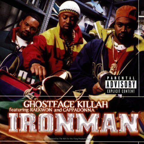 Ghostface Killah - Ironman - Preis vom 13.05.2021 04:51:36 h