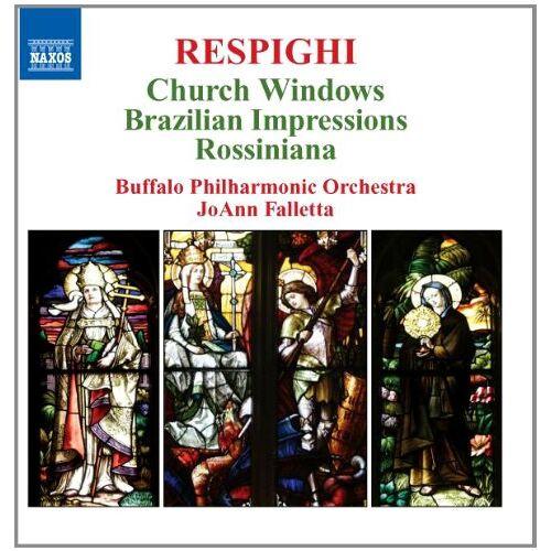 Joann Falletta - Kirchenfenster/Bras. Impression - Preis vom 11.05.2021 04:49:30 h