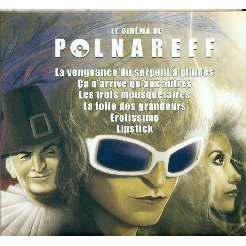Michel Polnareff - Le Cinema de Polnareff - Preis vom 20.10.2020 04:55:35 h