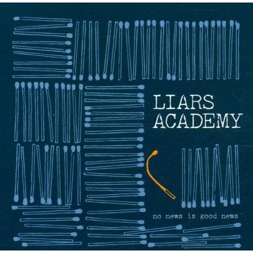 Liars Academy - No News Is Good News - Preis vom 11.04.2021 04:47:53 h