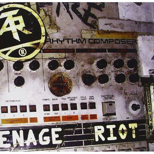 Atari Teenage Riot - Atari Teenage Riot (1992-2000) - Preis vom 02.12.2020 06:00:01 h