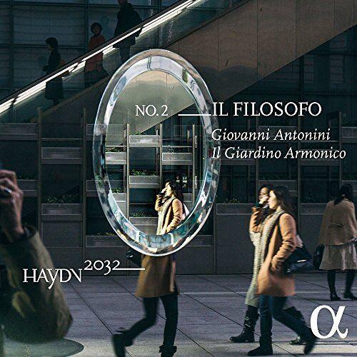 Giovanni Antonini - Haydn 2032 Vol.2 - Il Filosofo: Sinfonien 22 / 46 / 47 - Preis vom 20.10.2020 04:55:35 h