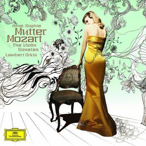 Anne-Sophie Mutter - Die Violinsonaten - Preis vom 20.10.2020 04:55:35 h
