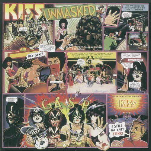 Kiss Unmasked - Preis vom 24.02.2021 06:00:20 h