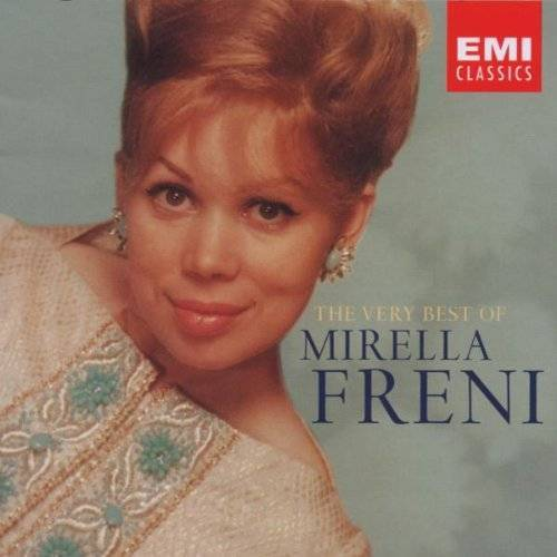 Mirella Freni - The Very Best Of Mirella Freni - Preis vom 06.05.2021 04:54:26 h