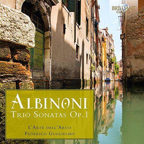 Luca Guglielmi - Trio Sonatas Op.1 - Preis vom 16.04.2021 04:54:32 h